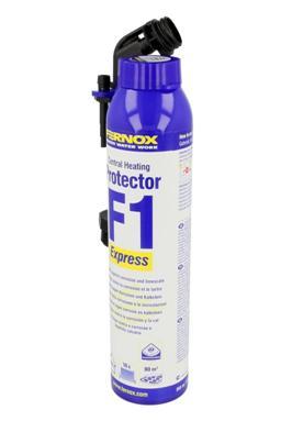 Duurzame bescherming tegen corrosie en kalkaanslag in uw cv, verhoogt het rendement