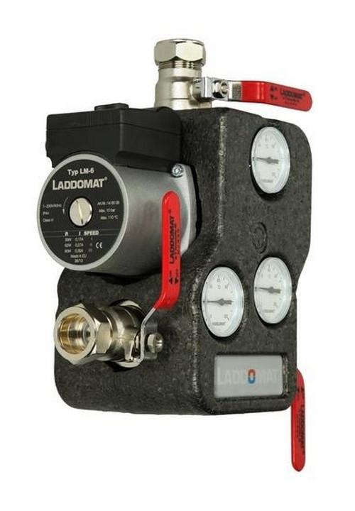 Laddomat 21-60, LM-6 pomp, 28mm knelkoppelingen