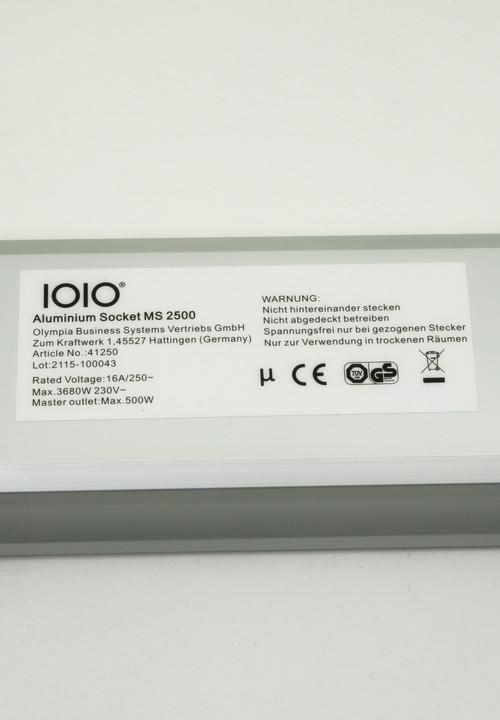 Standby-saver IOIO Master-Slave Master & 4 Slave uitgangen