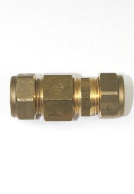 Neoperl doorstroombegrenzer voor in een waterleiding, 15mm knelkoppelingen