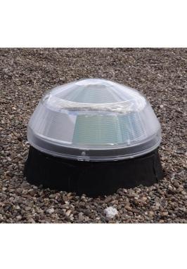 Daglicht systeem 35 cm diameter voor plat dak