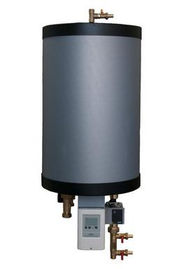 Sorel leegloopsysteem voor zonneboilers, incl. energiezuinige pomp en MTDC besturing