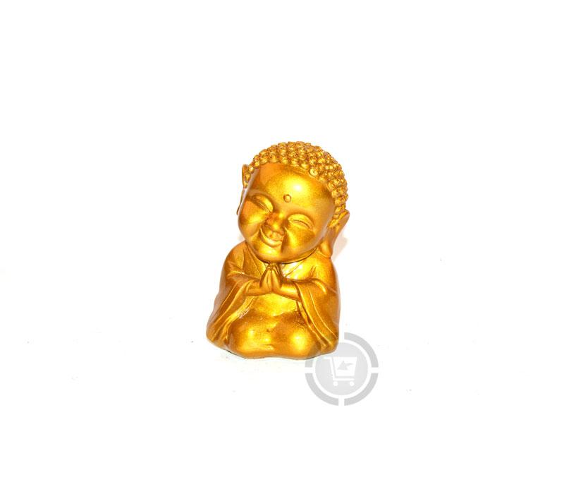 Stoobz gekleurde Boeddha Goud
