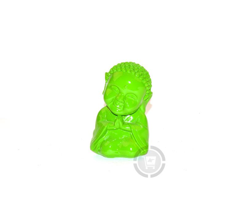 Stoobz gekleurde Boeddha Lime