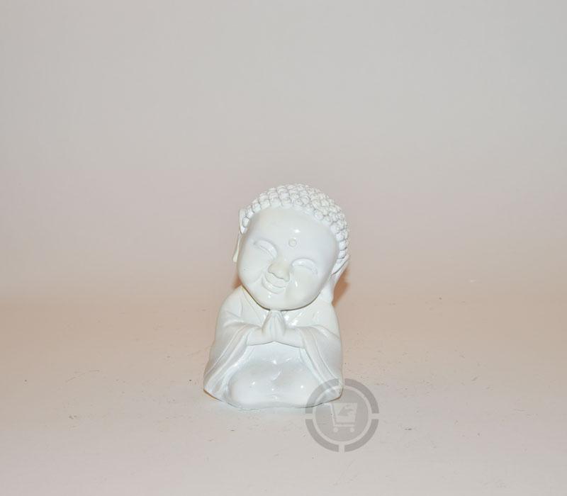 Stoobz gekleurde Boeddha Wit