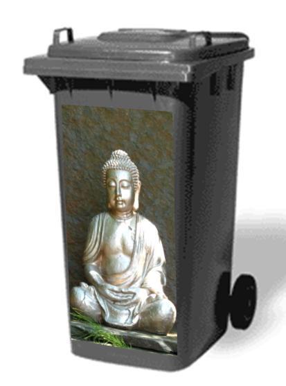 Containersticker Boeddha