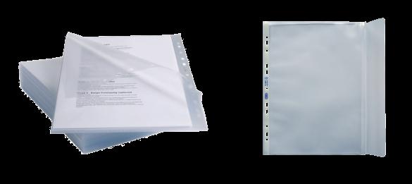 Acid-free filing folder