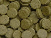 Tabletten met 6% spirulina