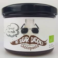 **NIEUW** NO SUGAR DADDIES CHOCOPASTA HAZELNOOT