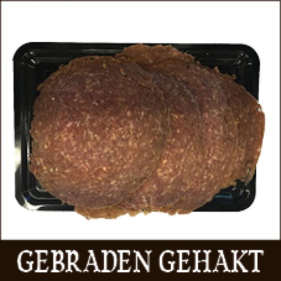 GEBRADEN GEHAKT