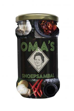 OMA'S SNOEPSAMBAL