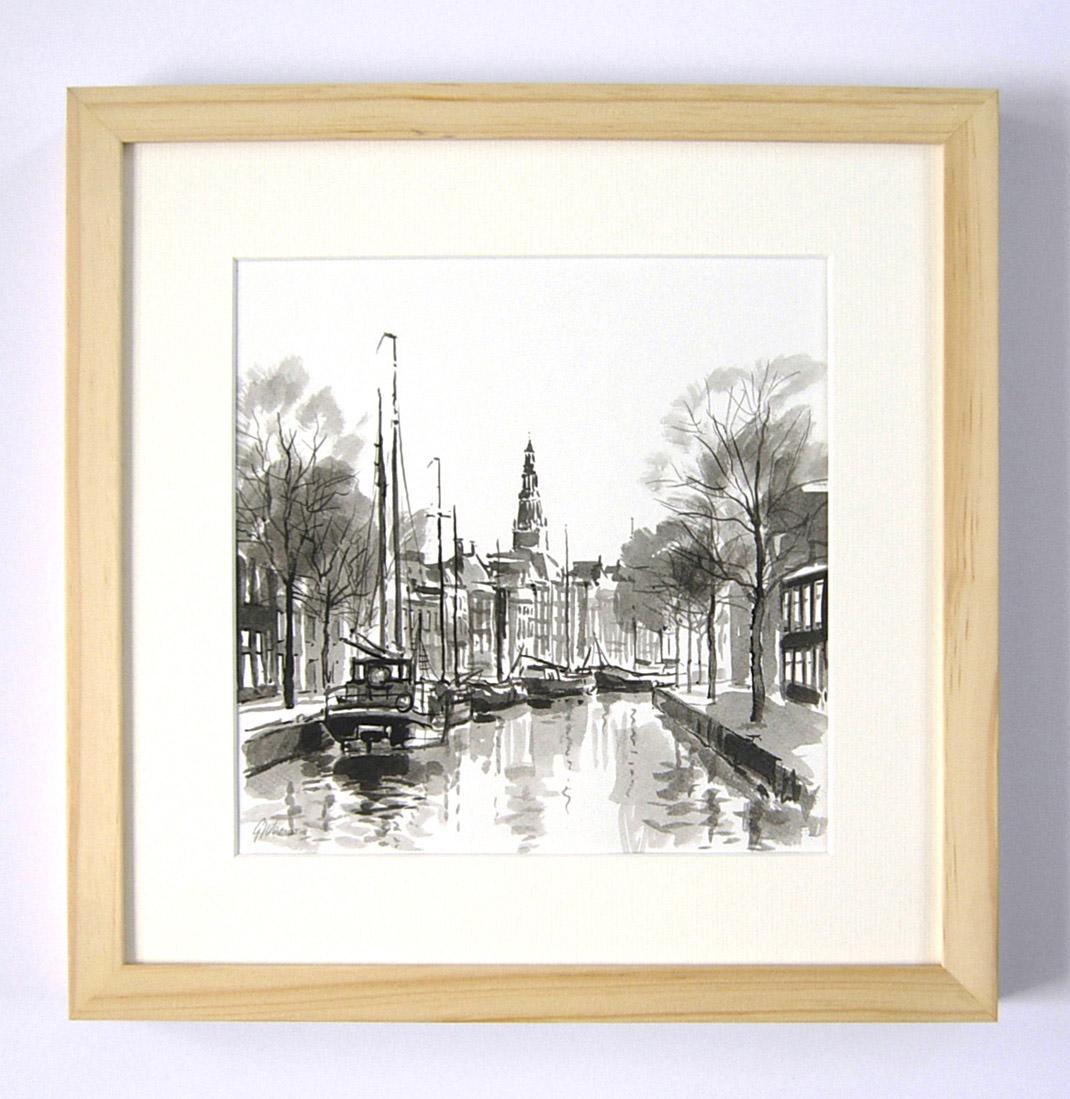 Groningen, Hoge en lage der Aa