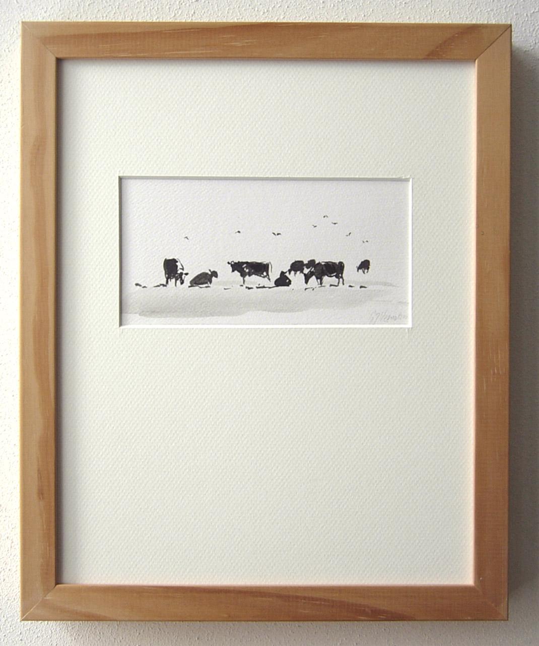 Landschap met koeien 3