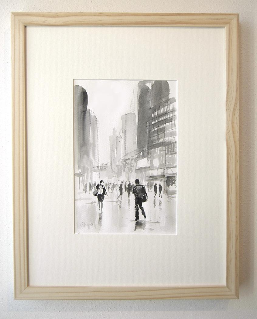 New York street scene 3