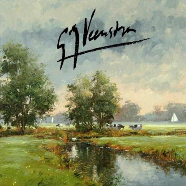 Gert-Jan Veenstra, 25 jaar schilder