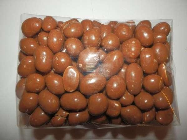 Chocolade pinda\'s melk