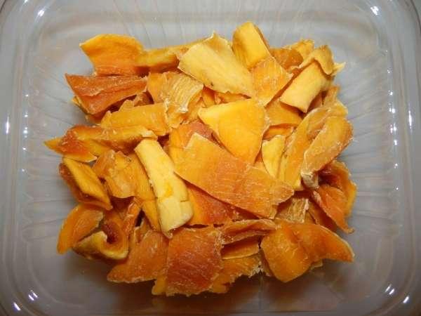 Mango slices ongezoet