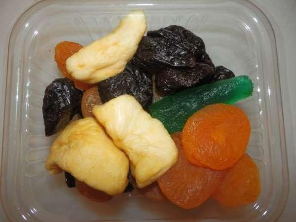 Tutti frutti zonder pit