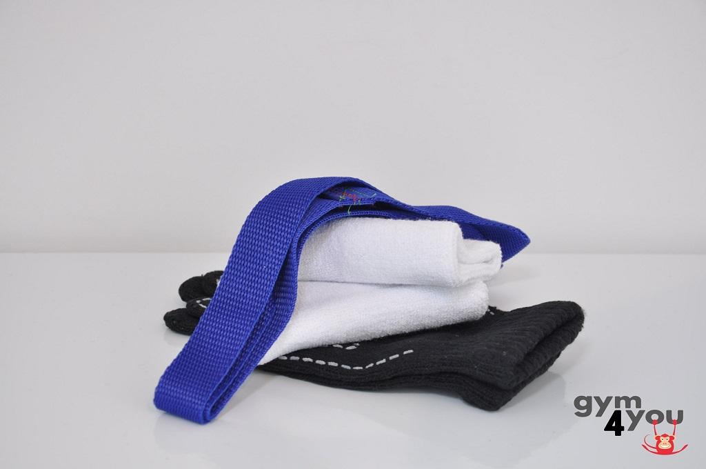 Combi strips + polsbandjes + handschoenen
