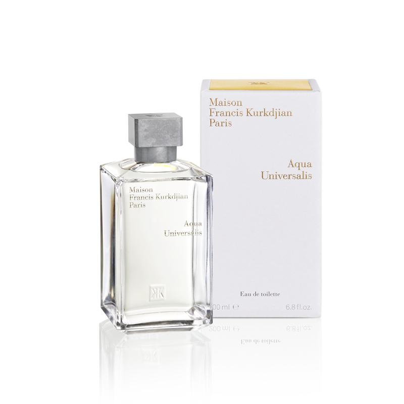 Maison francis kurkdjian perfume lounge for Acqua universalis maison francis kurkdjian