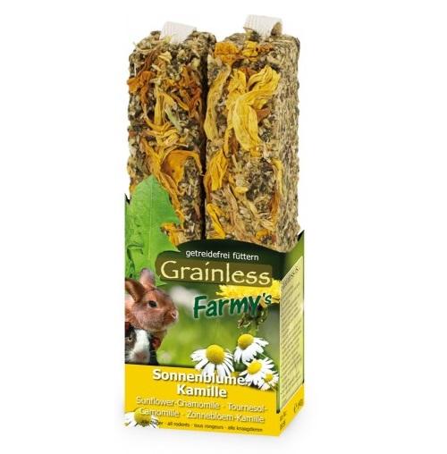 sonneblume kamille grainless farmys 140 gr.