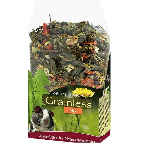 jr grainless mix voor cavia's