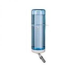 600 ml fles blauw disign