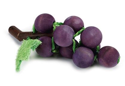 druiven knabbel tros