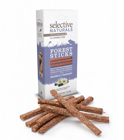 forest sticks