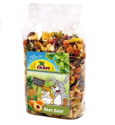 konijnen fruit salade
