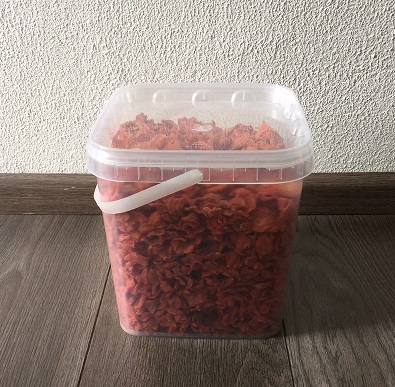 carrot slices 1.3 kg  + emmer