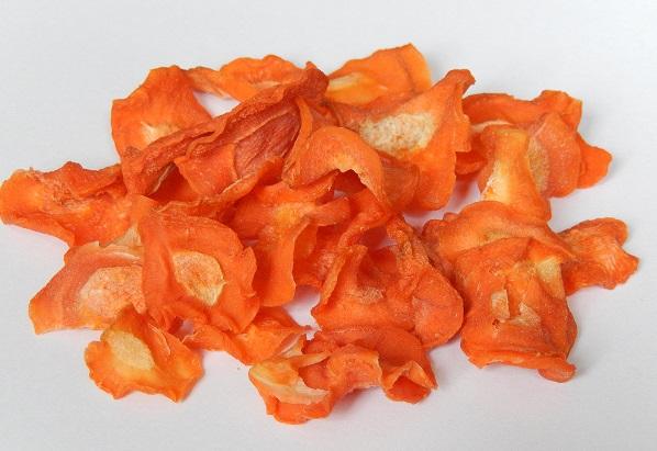 carrot slices 180 gram