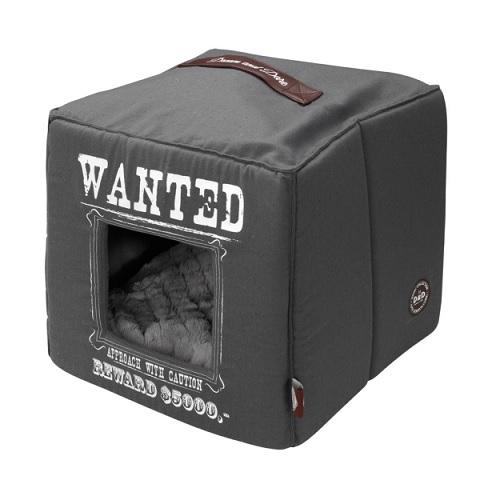 wanted: huis en mand