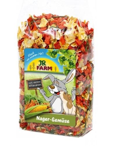 konijnen groente mix