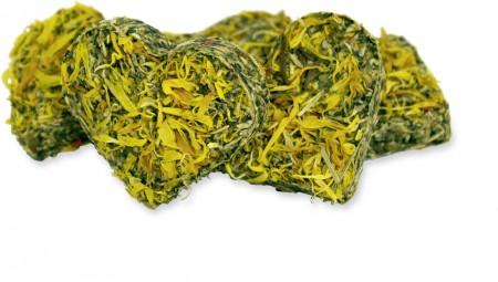 Goudsbloemen hartjes 105 gram
