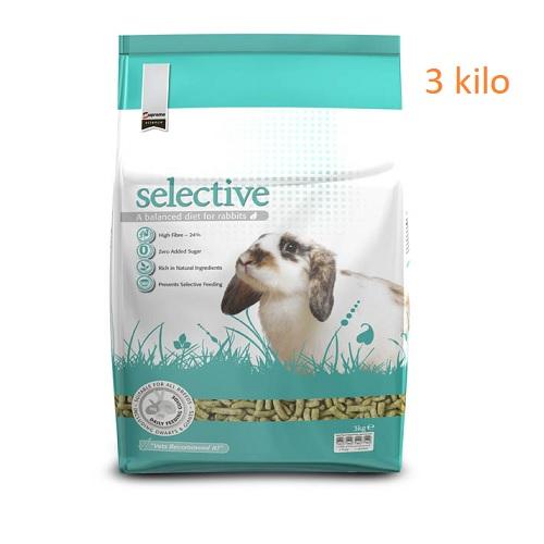 science selective konijnenvoer 1.5 kilo