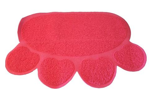uit de kooispring mat roze