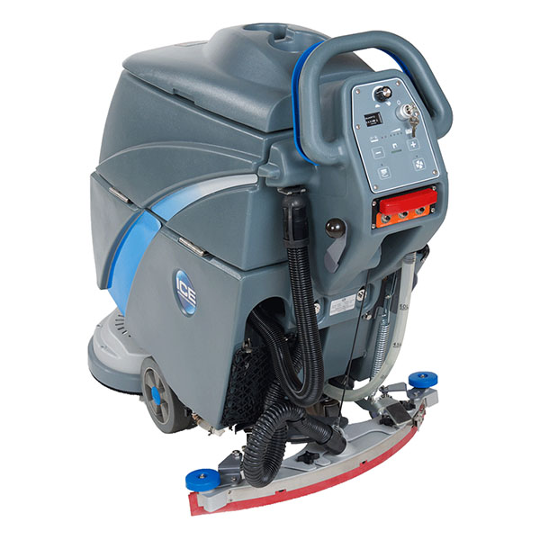ICE i24BT schrobzuigmachine