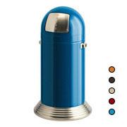 Afvalbak 120ltr, Big Push in diverse kleuren.
