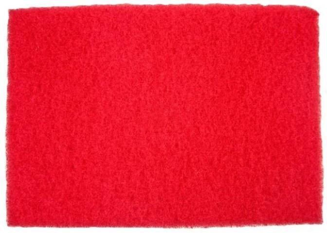 """Pad rood 24""""/60cm"""