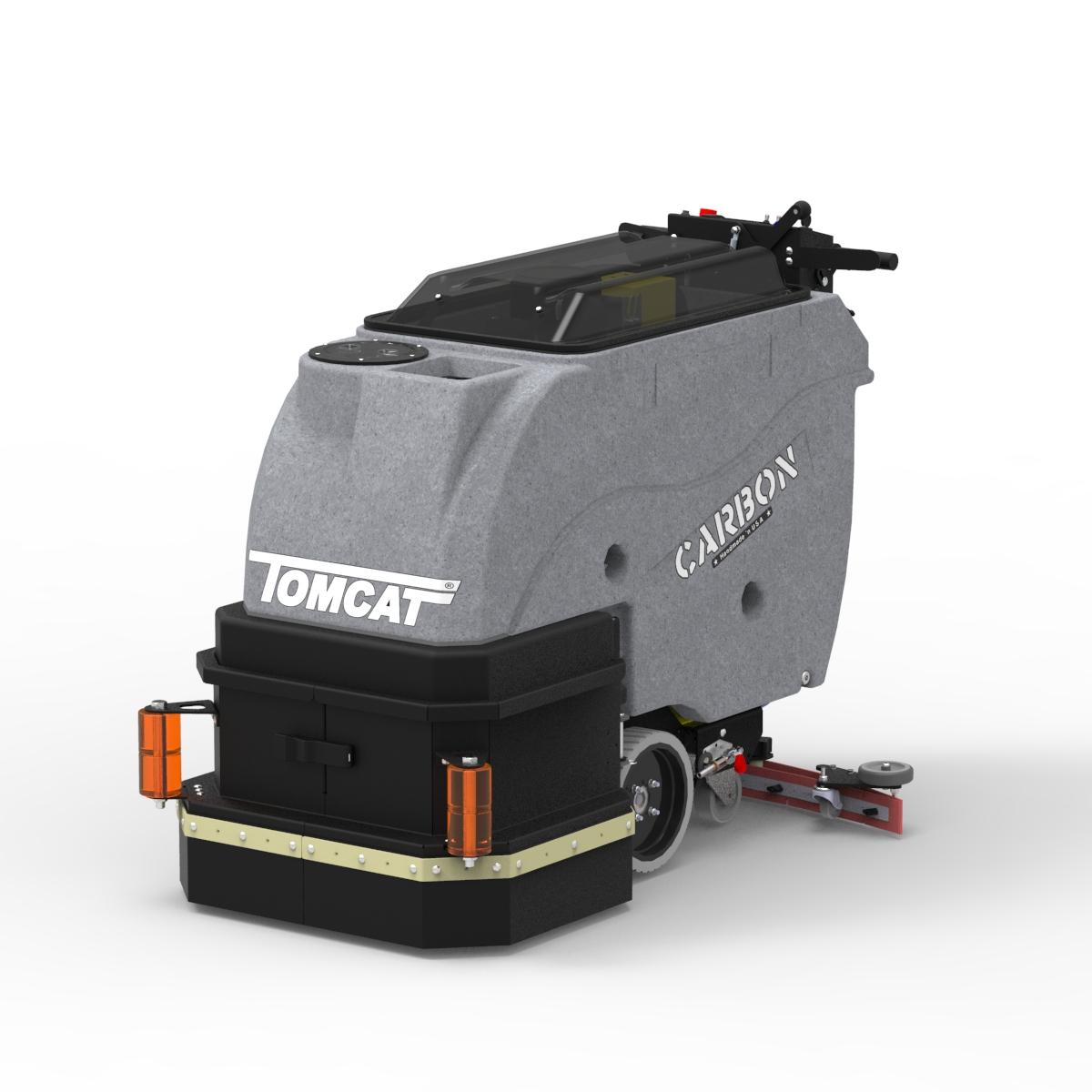 Tomcat Carbon 66cm. Dubbel disk