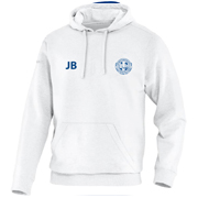 Hooded sweater wit senior met initialen