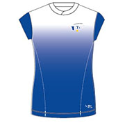 Tennis shirt junior LTC 's-Gravenzande vrouw