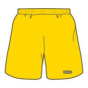 Keepersbroekje geel BSC '68