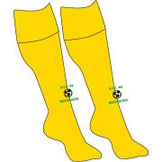Keeperskousen geel BSC '68