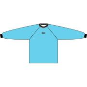 Keepershirt blauw BSC '68