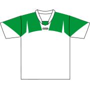 Voetbalshirt BSC '68 korte mouw