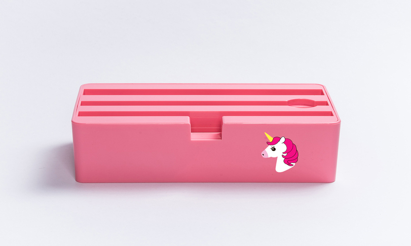 D-Dock Pink Unicorn (Ohne USB Hub)