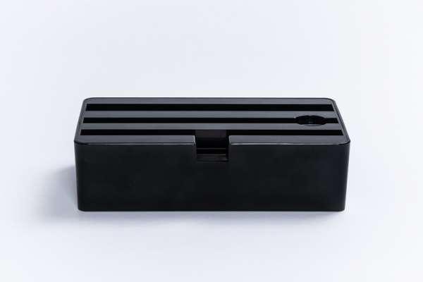 D-Dock Schwarz (Ohne USB Hub)