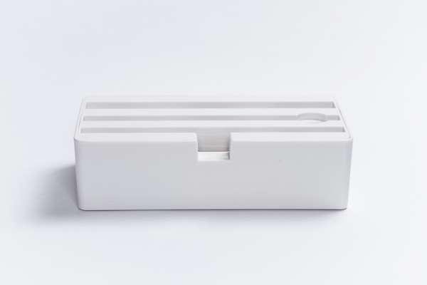 D-Dock Weiß (ohne USB Hub)